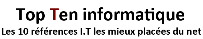 Top Ten Informatique